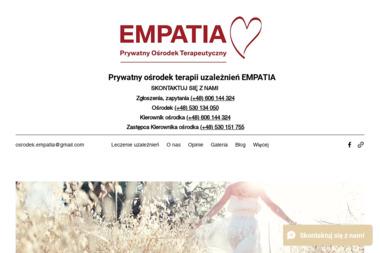 Prywatny ośrodek terapii uzależnień Empatia - Terapia Uzależnień Brwilno