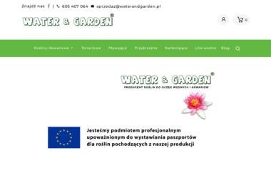 MICHAŁ DYLEWSKI WATER & GARDEN - Projektowanie Ogrodów Zimowych Wolbórz