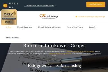 Kozłowscy - Usługi Księgowe - Deklaracje Podatkowe Grójec