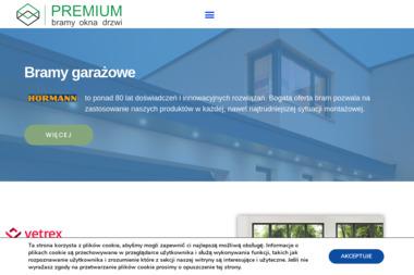Premium Katarzyna Lewandowska. z o.o. - Bramy Gdynia