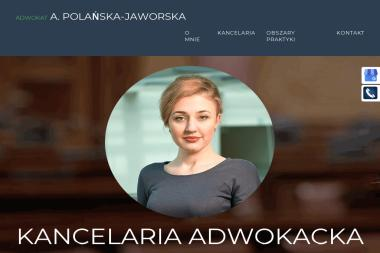 ANNA POLAŃSKA-JAWORSKA KANCELARIA ADWOKACKA - Prawnik Kraków