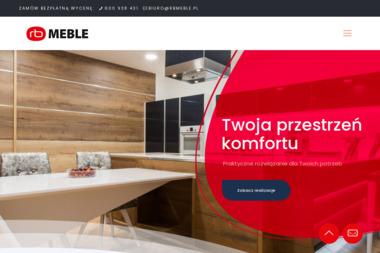 RB MEBLE - Szafy Na Wymiar Białystok