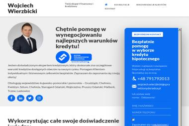 Wojciech Wierzbicki - Ekspert finansowy i kredytowy - Pośrednicy Kredytowi Grudziądz