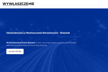 Odszkodowanie za Wywłaszczenie Nieruchomości – Białystok - Prawo Białystok