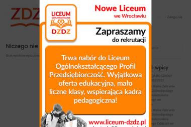 Ośrodek Kształcenia Zawodowego w Legnicy - Plan na Biznes Legnica