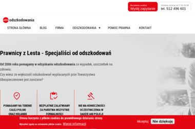 Lesta Odszkodowania - Porady Prawne Opole