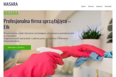 Masara - Sprzątanie Mieszkań Ełk