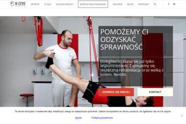 R-Cito Szymon Marczuk - Masaże dla Dwojga Gdańsk