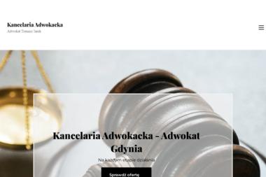 Tomasz Janik Kancelaria Adwokacka - Adwokat Gdynia