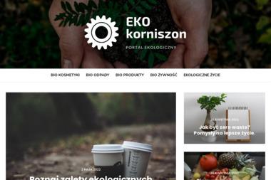 Ekokorniszon - Portale Internetowe Toruń